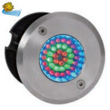 Vor003 Embedded Colorful LED Stainless Steel Underwater Light for Swimming Pool
