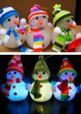 Colors Changing LED Night Lamp for Christmas Gift