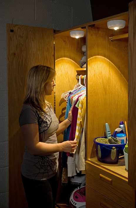 LED Flood Lights Help You to Light Up Your Closet