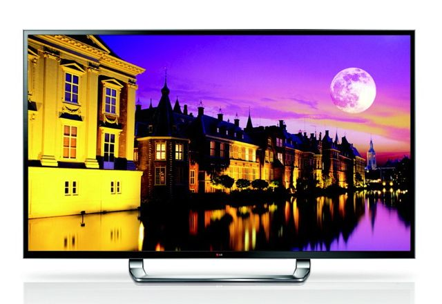 The LG Ultra High Definition 84-inch TV will be joined by a 55-inch and 65-inch model